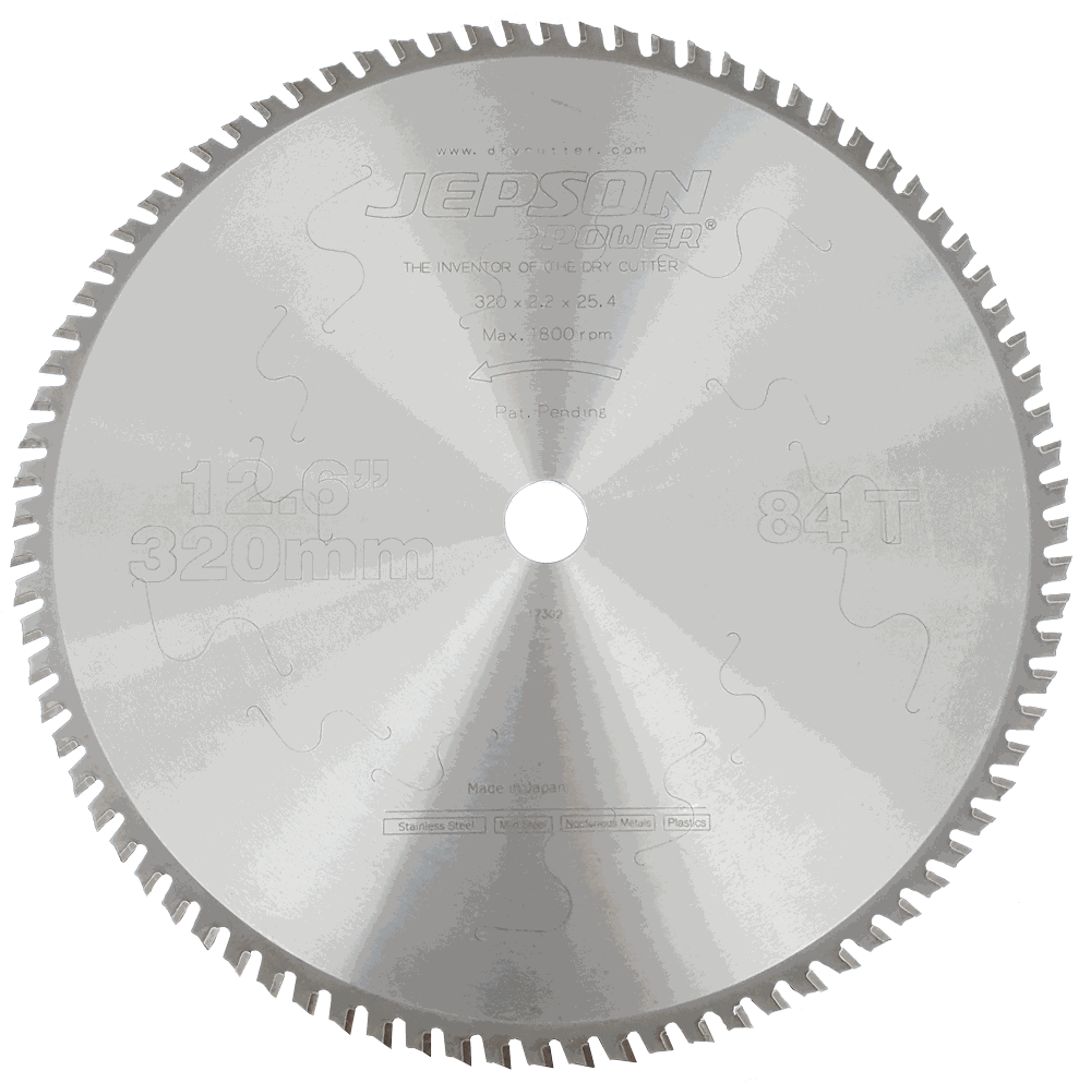 12 5/8 inch / 84T Saw Blade